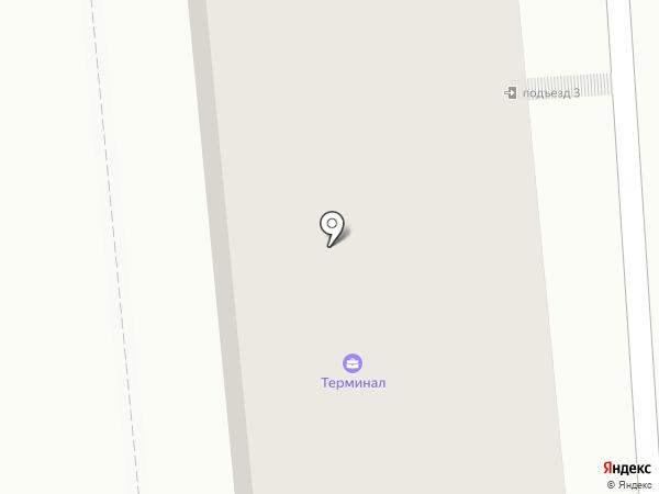 Инстар Лоджистикс Групп на карте Новокуйбышевска
