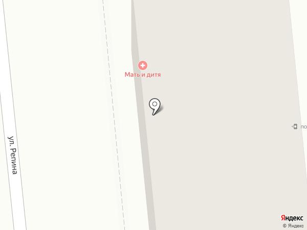 ИДК на карте Новокуйбышевска