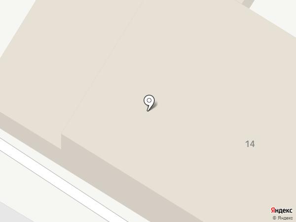 Лазертаг-клуб на карте Новокуйбышевска