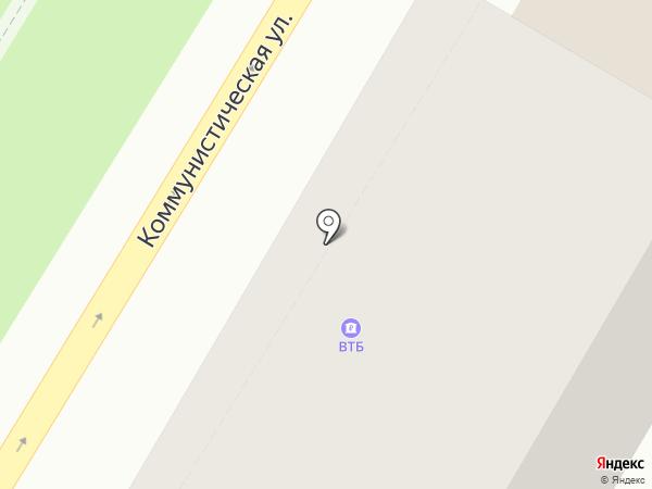 Банк ВТБ 24, ПАО на карте Новокуйбышевска
