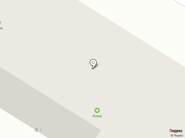Гейзер на карте Новокуйбышевска