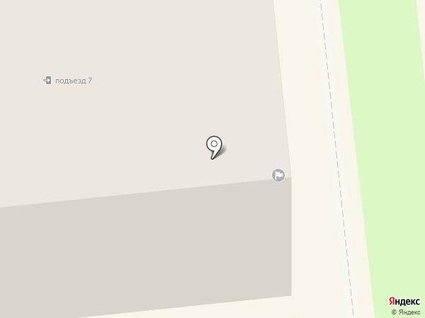 Местное отделение партии Единая Россия на карте Новокуйбышевска