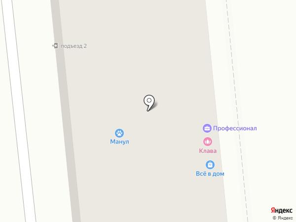 Профессионал на карте Новокуйбышевска