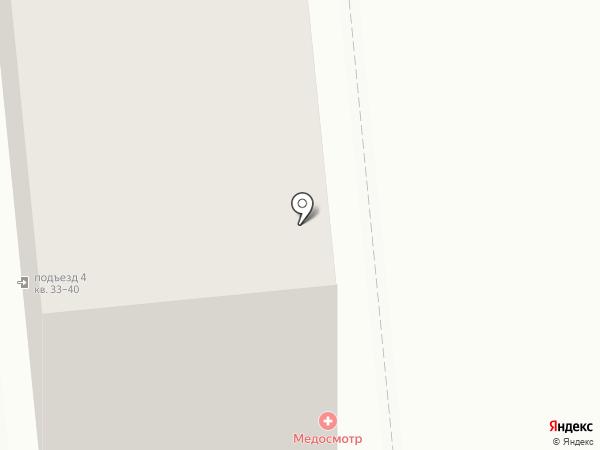 ДокторСоль на карте Новокуйбышевска