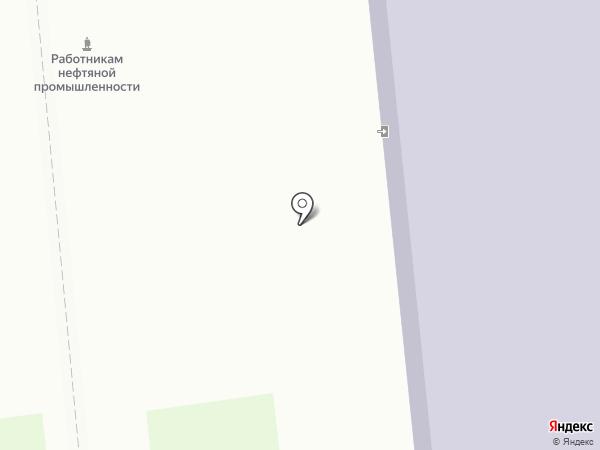 Самарский государственный технический университет на карте Новокуйбышевска