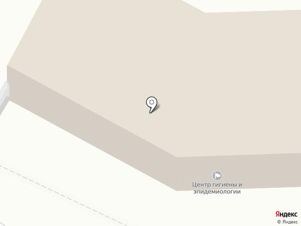 Центр гигиены и эпидемиологии в Самарской области на карте Новокуйбышевска