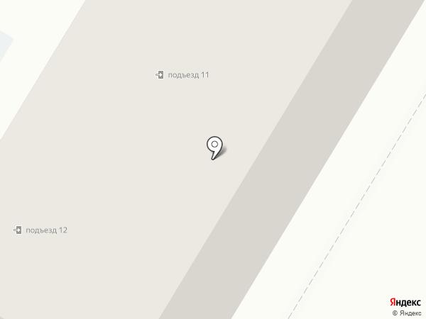 ПасТер на карте Новокуйбышевска