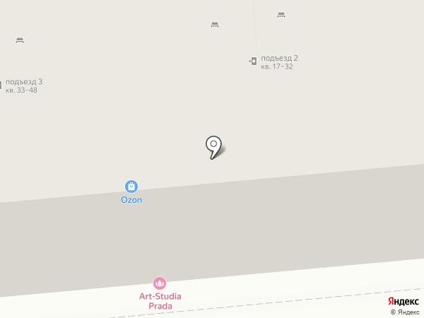 Oriflame на карте Новокуйбышевска