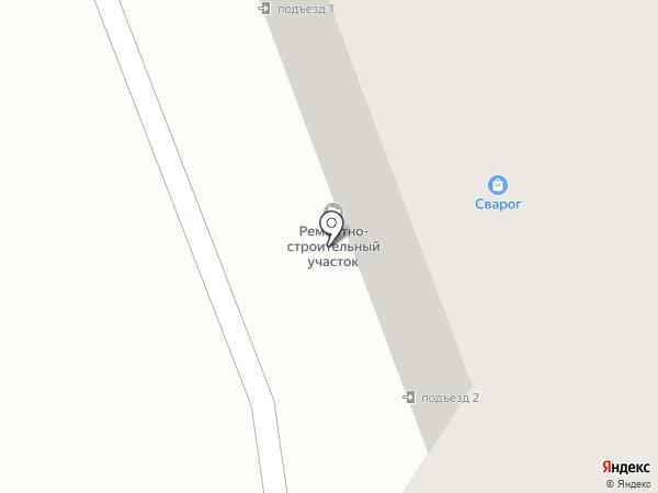 Пойменное, МП на карте Новокуйбышевска