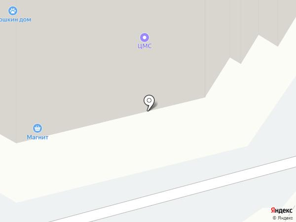 SuperSet на карте Новокуйбышевска