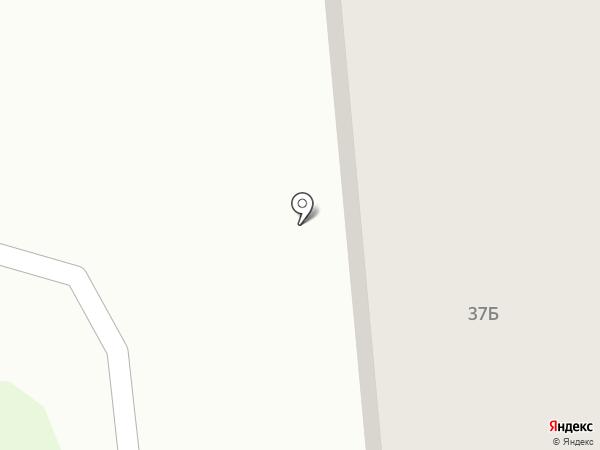 Стрейнджер на карте Новокуйбышевска