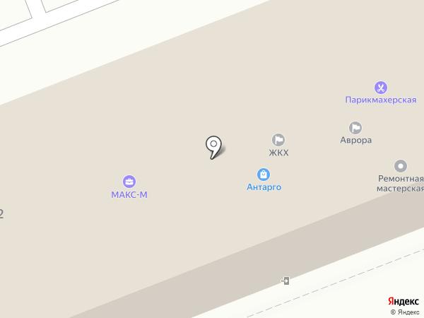 Тех-Информ на карте Новокуйбышевска