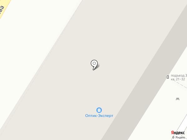 Домашний Доктор на карте Новокуйбышевска