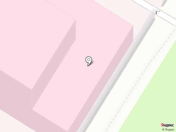 Травматологический пункт на карте Новокуйбышевска