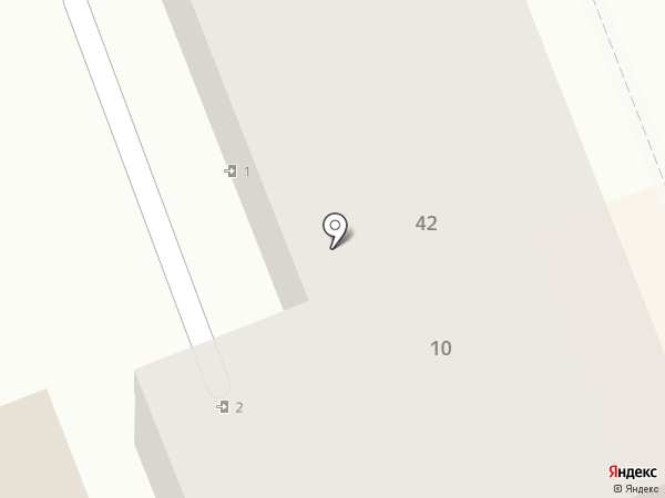 Вита на карте Новокуйбышевска