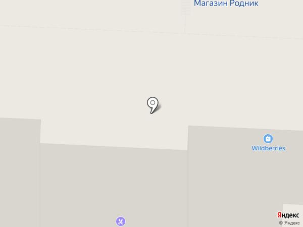 Малибу на карте Новокуйбышевска