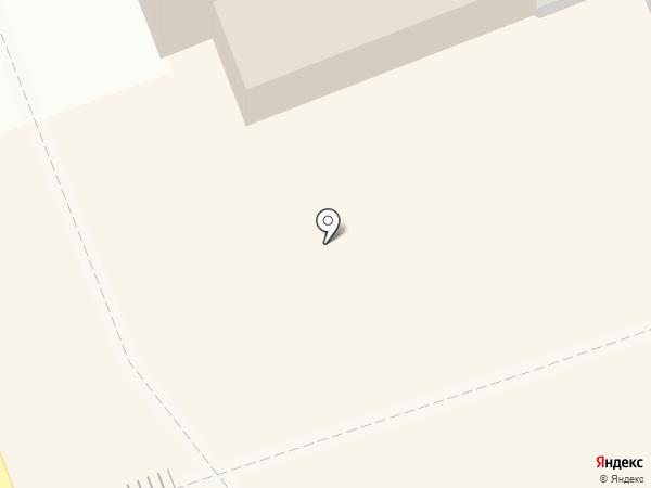 Балт Бет на карте Новокуйбышевска