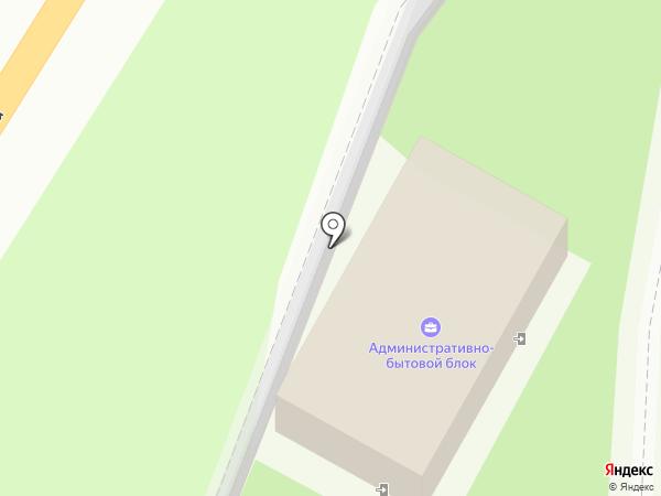 Парк Победы на карте Новокуйбышевска