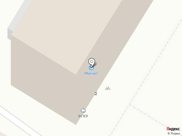 Отдел вневедомственной охраны по г. Новокуйбышевску на карте Новокуйбышевска