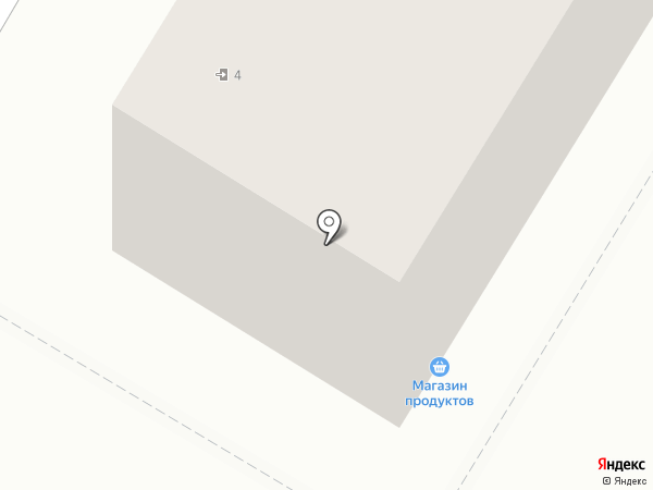 Магазин на карте Новокуйбышевска
