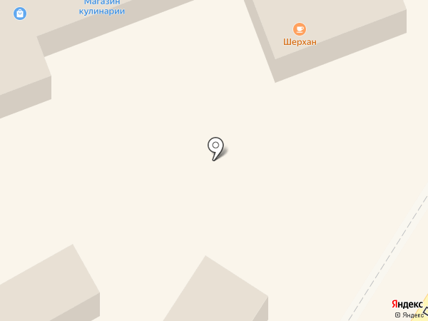Шерхан на карте Новокуйбышевска