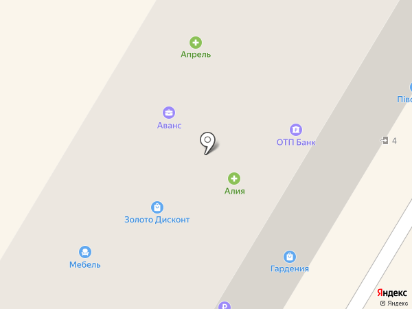 Магазин детской и подростковой одежды на карте Новокуйбышевска