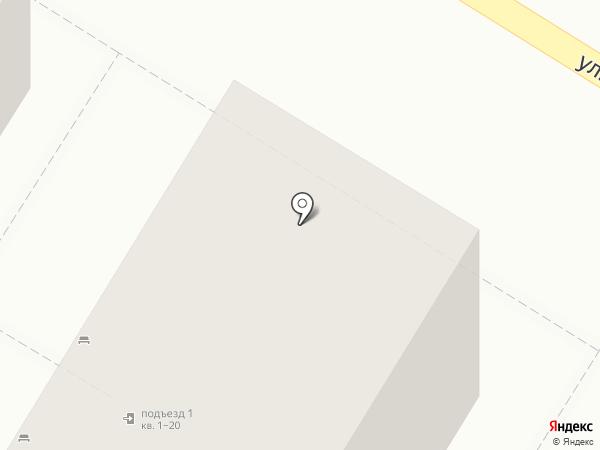 Gala на карте Новокуйбышевска
