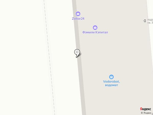 Престиж на карте Новокуйбышевска