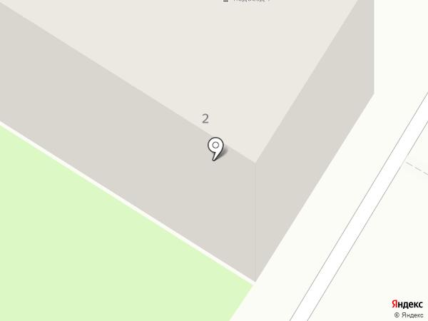 Средне-Поволжское управление Федеральной службы по экологическому, технологическому и атомному надзору на карте Новокуйбышевска
