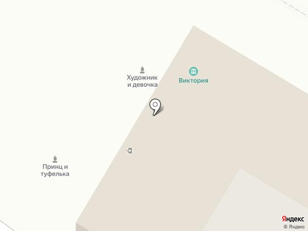 Художественный салон на карте Новокуйбышевска