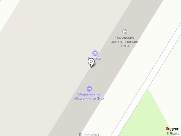Факториал-С на карте Новокуйбышевска