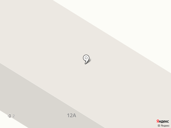 ЖЭУ №2 на карте Новокуйбышевска