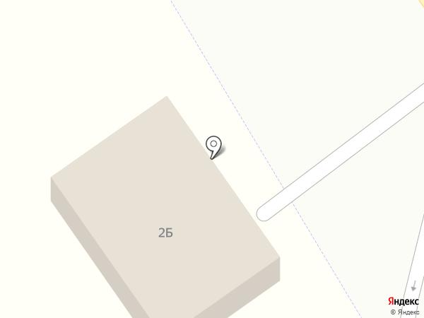 Автостоянка на Шоссейной на карте Новокуйбышевска