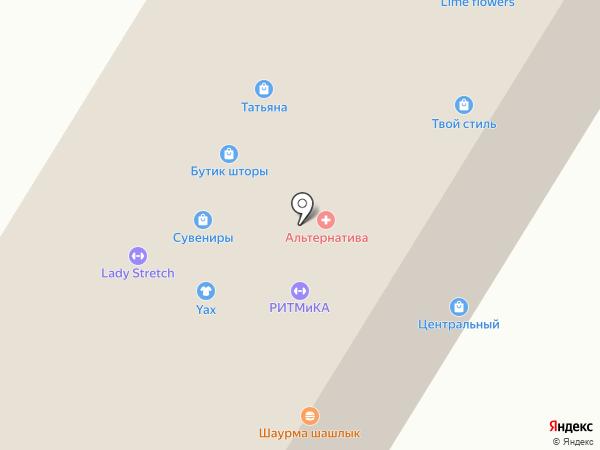 Ваши двери и окна на карте Новокуйбышевска