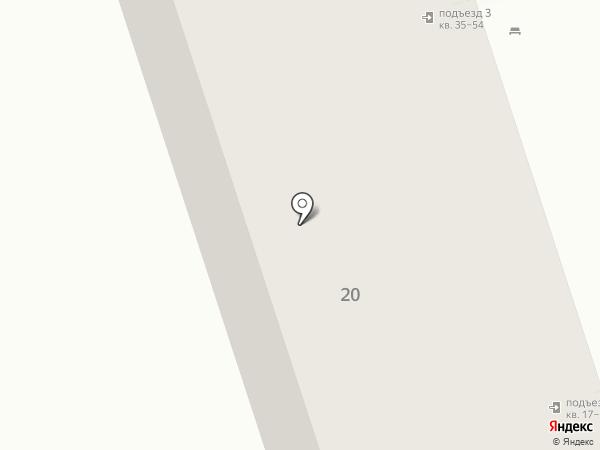 Фея на карте Новокуйбышевска