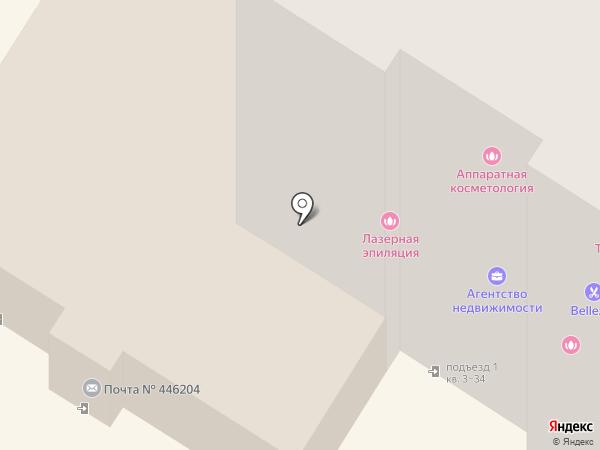 Сеть платежных терминалов, Кошелев-банк на карте Новокуйбышевска