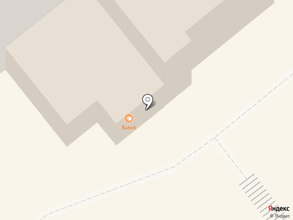 Индюшкин на карте Новокуйбышевска