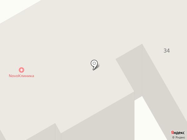 СМС на карте Новокуйбышевска