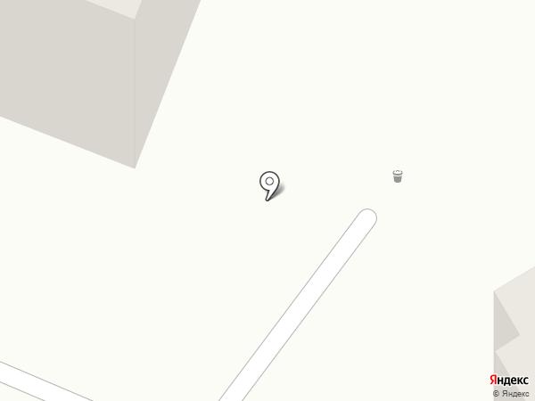 Островок на карте Новокуйбышевска