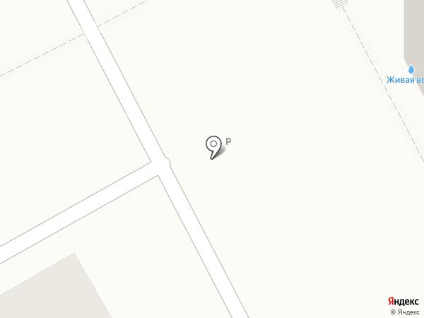 Дубки, ТСЖ на карте Новокуйбышевска