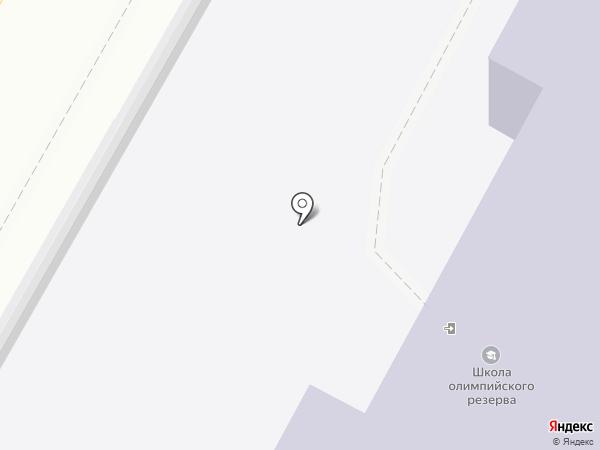 СДЮСШОР г. Новокуйбышевска на карте Новокуйбышевска