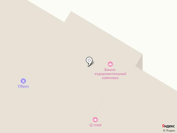 Ювелирная мастерская на карте Новокуйбышевска