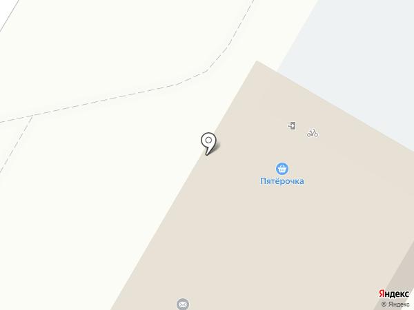 КомпРусСервис на карте Новокуйбышевска