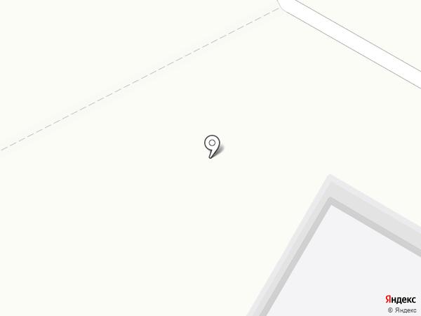 Строд на карте Новокуйбышевска