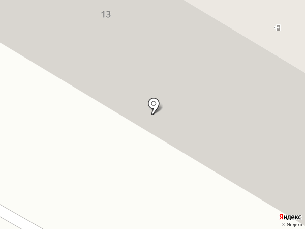 Участковый пункт полиции на карте Новокуйбышевска