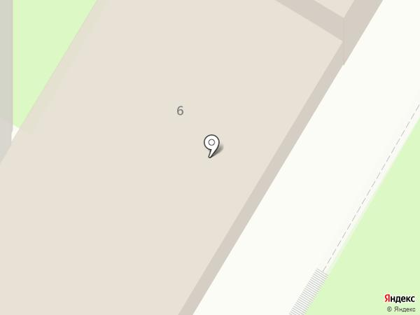 Сладкий домик на карте Новокуйбышевска