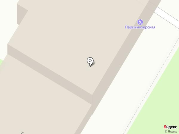 Марципан на карте Новокуйбышевска