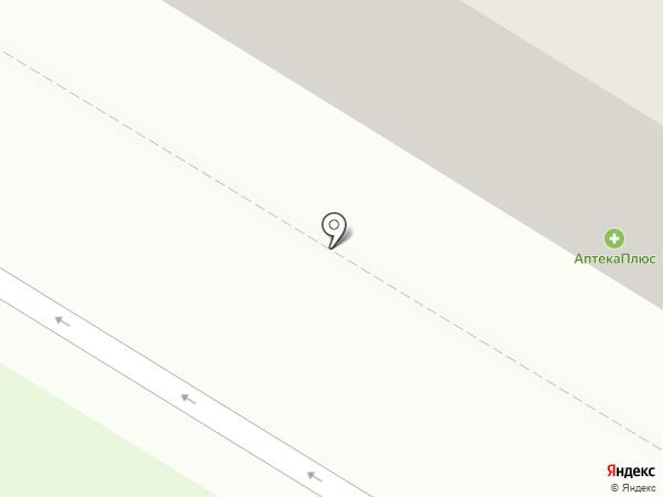 Сбербанк, ПАО на карте Новокуйбышевска
