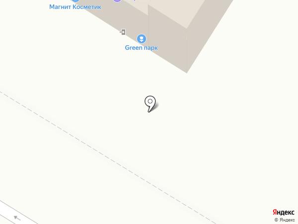 Грин Парк на карте Новокуйбышевска