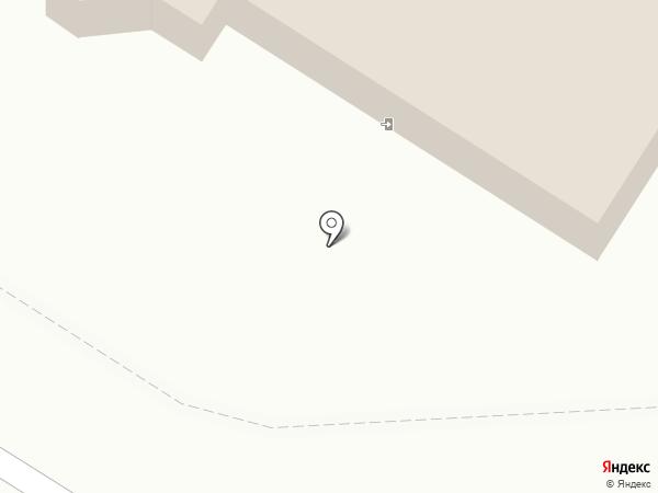Городская автостанция на карте Новокуйбышевска